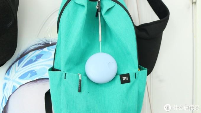小米有品上架GF便携式香薰机,绿色天然,为出差人士专属定制