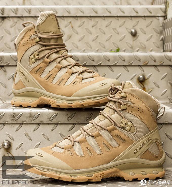 被忽视的Salomon Force,美国特种部队战靴!