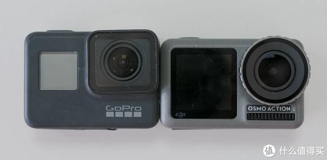 运动相机大测评,大疆与Gopro你选谁?