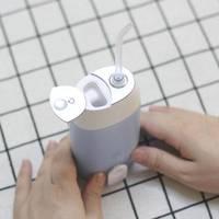 罗曼口袋便携式冲牙器使用总结(容量 功能 清洁)