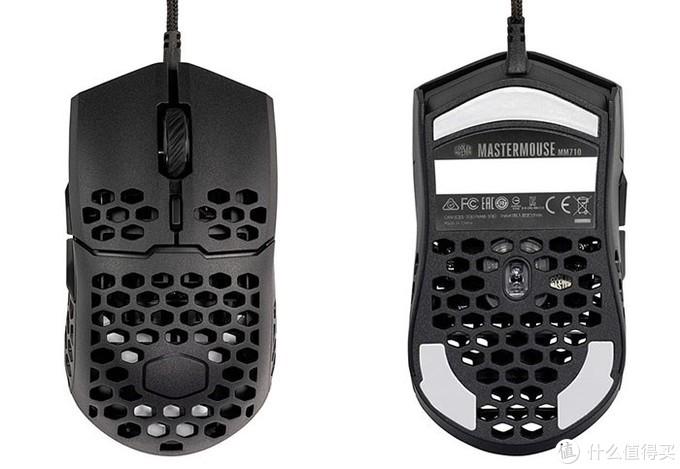 高配低价,不打洞的超轻电竞鼠标 QPAD DX-30E