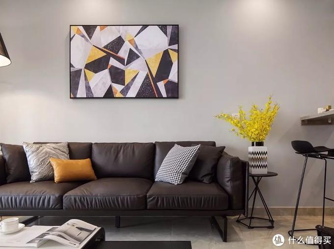 软装技巧丨连客厅的沙发都是那么迷人!!!