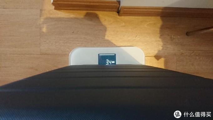 小米净重3.4公斤