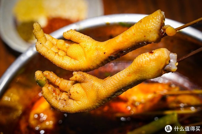 上海的冷锅串串店,一家能打的都没有?