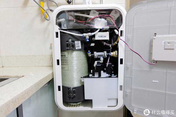 保卫发际线,肌肤倍感柔滑,佳尼特 CTS05-TB1 软水机 体验报告