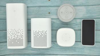 小爱音箱Play包装设计(适配器|说明书|尺寸|按键|指示灯)
