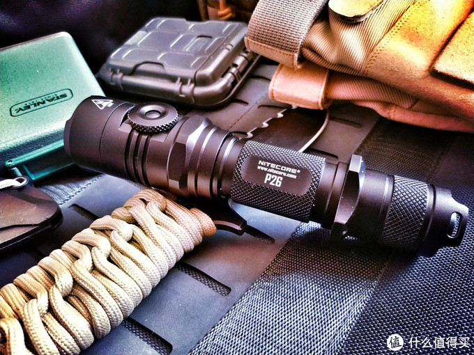 便捷迅能--奈特科尔P26战术手电测评