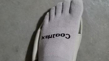 奥尼捷五指袜使用感受(袜口|弹力|透气性)