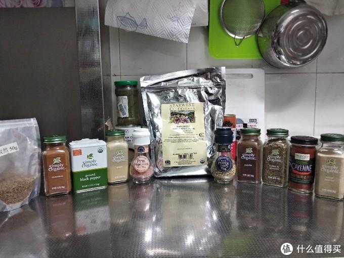 一个非专业家庭厨男的私藏调味料收集归类清单分享