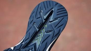 米家运动鞋3穿着体验(中底 鞋底 材质 前掌)