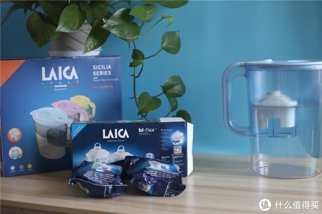 LAICA莱卡净水壶 轻体验 为家人健康护航