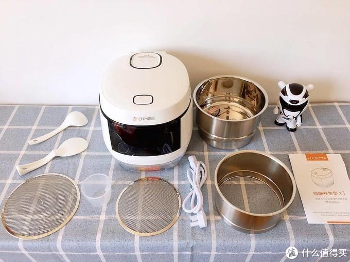 煮米饭还有讲究?一台臻米X1脱糖蒸汽养生煲,开启低糖健康新生活