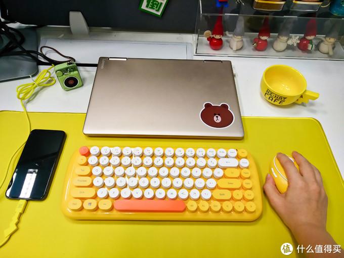 【我得到神奇宝贝啦!】——威漫优创 WM3C-17 仲夏萌心键鼠套装