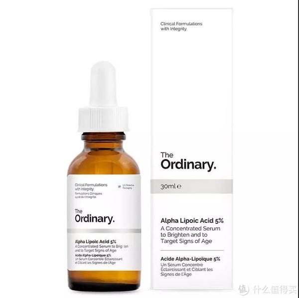 The Ordinary 5%硫辛酸