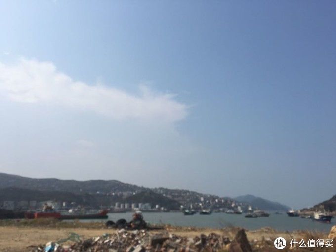 温岭滨海绿道珍珠沙滩度假区(台风过后游记)体验真正的小型港湾的海浪沙滩