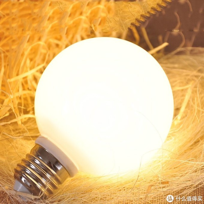 儿童房光源可以优先选择磨砂灯泡