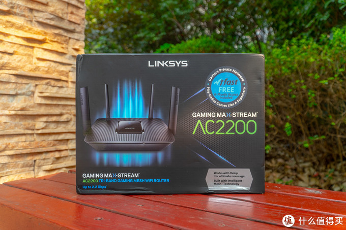 能罩得住吗?LINKSYS 领势 MR8300-AC2200M 路由器开箱测试