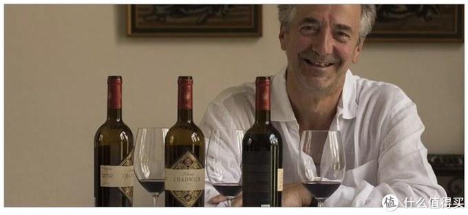 △伊拉苏家族第5代传人爱德华多向全世界证明了智利酒