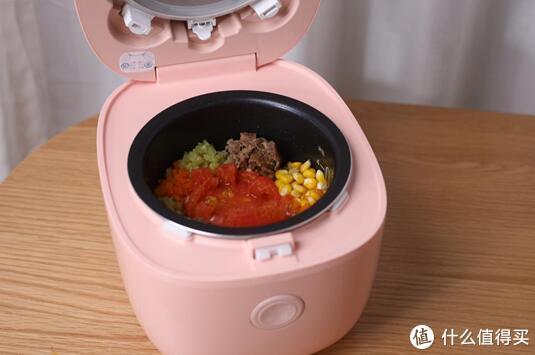 开箱评测:对比过东芝和膳魔师后,这台SURE迷你电饭煲的性价比更高!