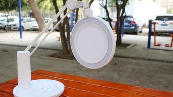 孩视宝VL235B护眼台灯主体细节(体积|底座|灯杆|灯罩|厚度)