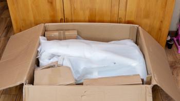 达宝利D6人体工学网布椅开箱展示(椅背|支架|头枕|座垫)