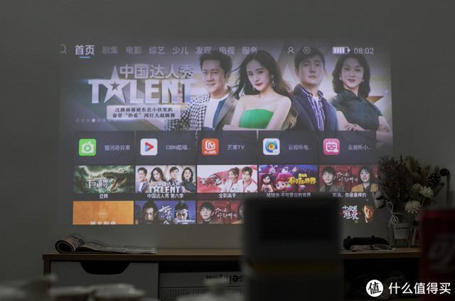 明基新品GV1投影仪评测!堪称一台可随身携带的小电视?