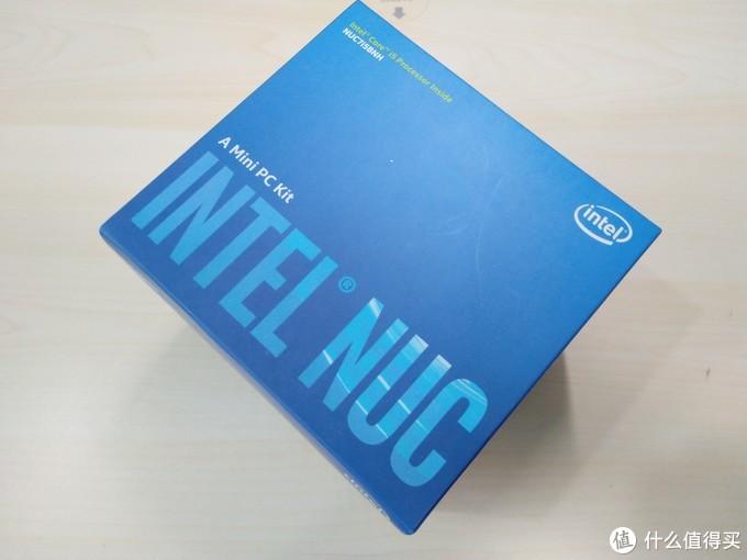 拾获的一台INTEL NUC 简单晒单拆解