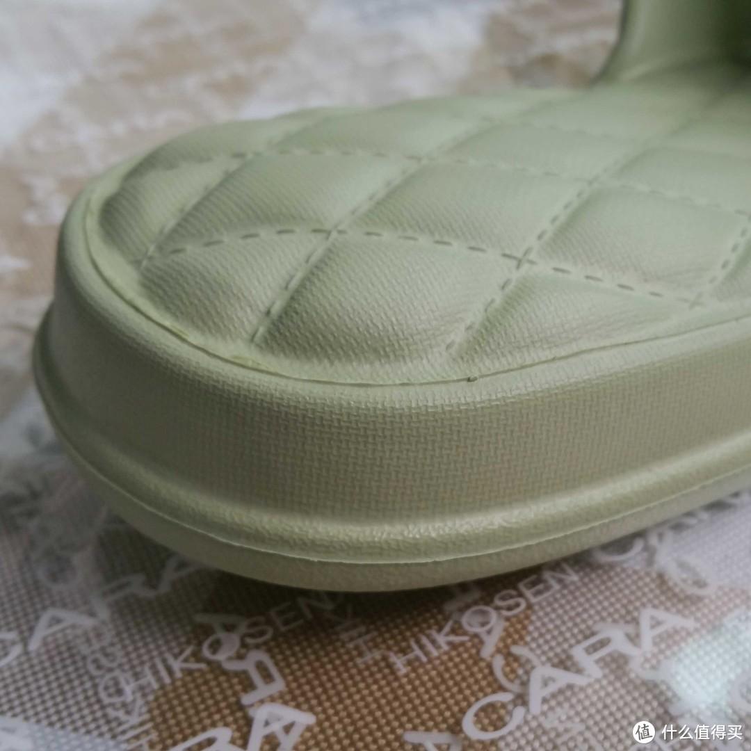 徠米亚EVA无味防滑拖鞋 开箱晒物&好物推荐