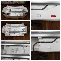 小米有品清蜓可折叠干衣机外观展示(遥控器|把手|卡扣|伸缩杆|电线)