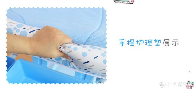 一台多用的可折叠婴儿护理台,妈妈实测!