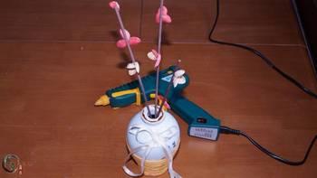 世达热熔胶枪使用总结(粘合|控温|设计)