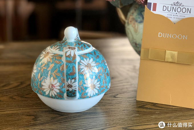 如何辨别挑选骨瓷?先从这套DUNOON丹侬顶级骨瓷茶具谈起吧!