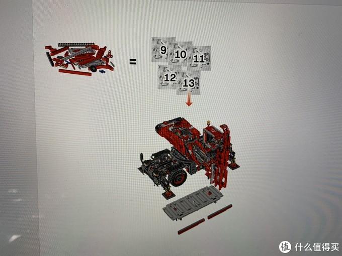 LEGO 2018科技旗舰42082开箱 + B模式 移动式打桩机