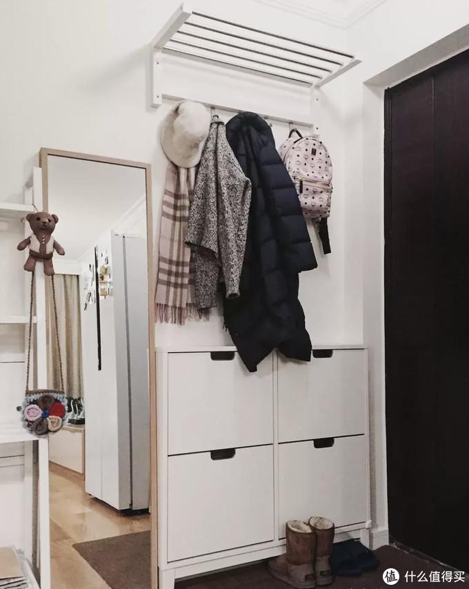 装鞋柜时,记得多花点钱这样装,谁用都说实用!