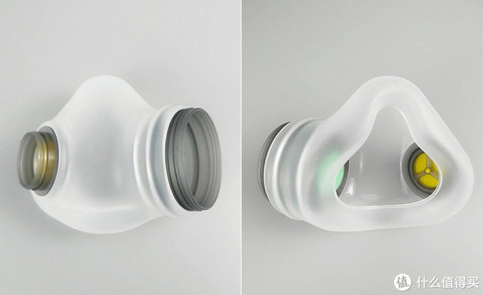 柔软硅胶面罩