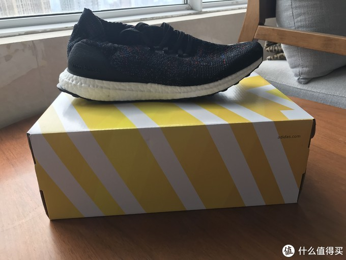 Adidas Ultra Boost Uncaged 开箱测评
