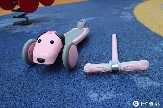 追上时光,寻找快乐!小寻萌宠狗狗滑板车