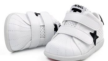 泰兰尼斯童鞋外观展示(鞋头|魔术贴)