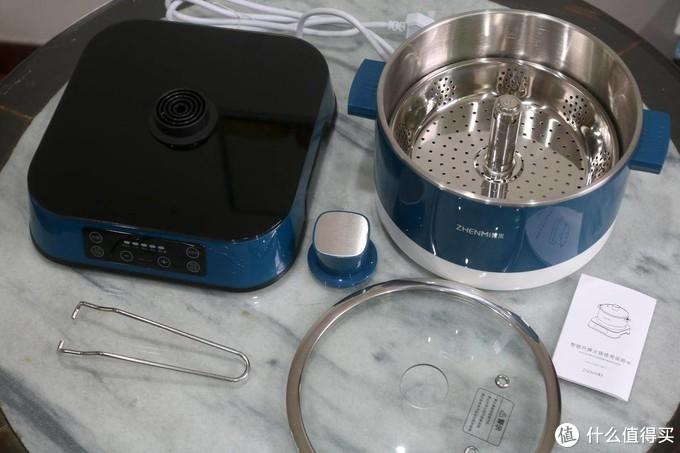 从此吃火锅就不用累坏妈妈了:臻米网红升降火锅