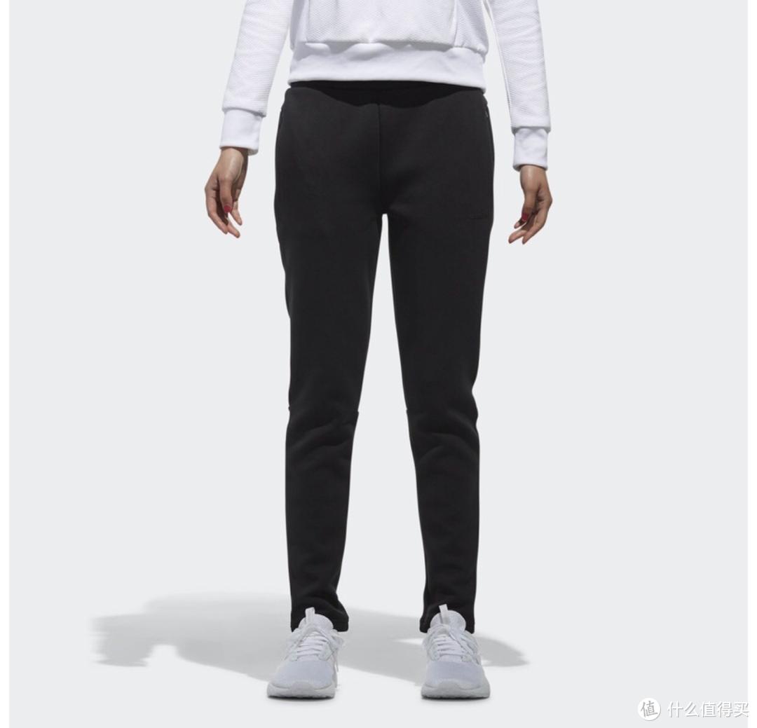 厚实有型 Adidas neo女子运动裤CZ1671