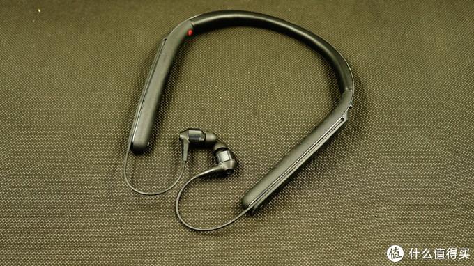 就是喜欢你的声音:索尼(SONY)WI-1000X Hi-Res颈挂式无线蓝牙耳机