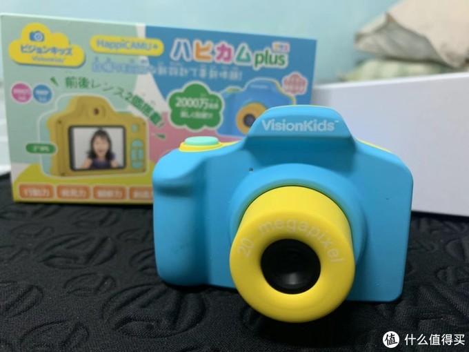 给孩子买的第一款儿童相机