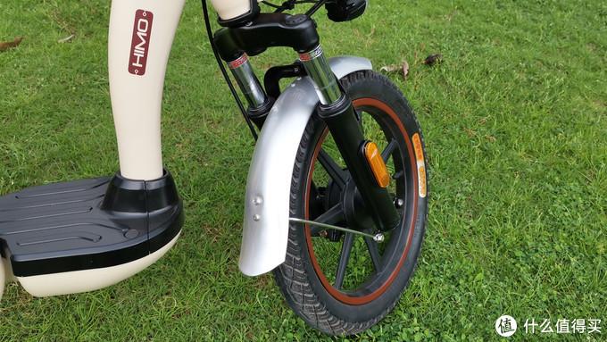 国标之下焉有完卵,一键解锁有品新品试玩——HIMO C16 电动助力自行车简评