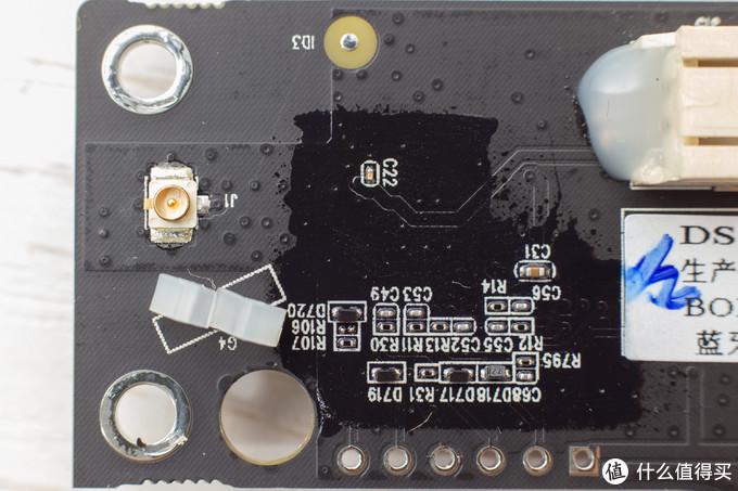 PCB板细节