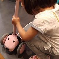 小寻萌宠狗狗滑板车使用总结(刹车|安装|安全)