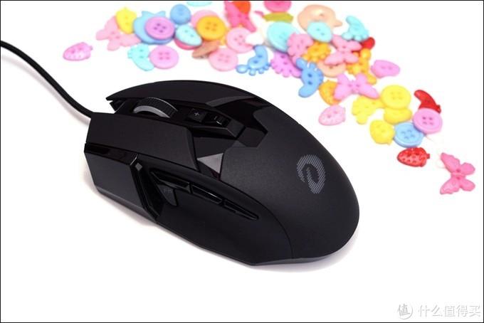 45°角你最美,玩堆料的达尔优EM945鼠标好用否?