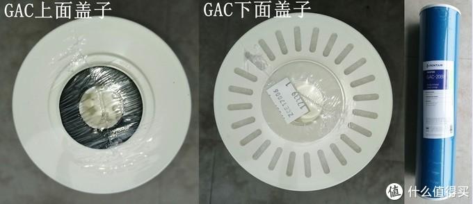 GAC滤芯结构