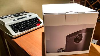 极米Z8X投影开箱晒单(材质|尺寸|镜片|按钮|接口)