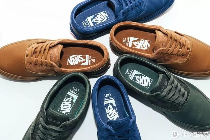 全新VANS联名曝光,看起来一点都不像滑板鞋