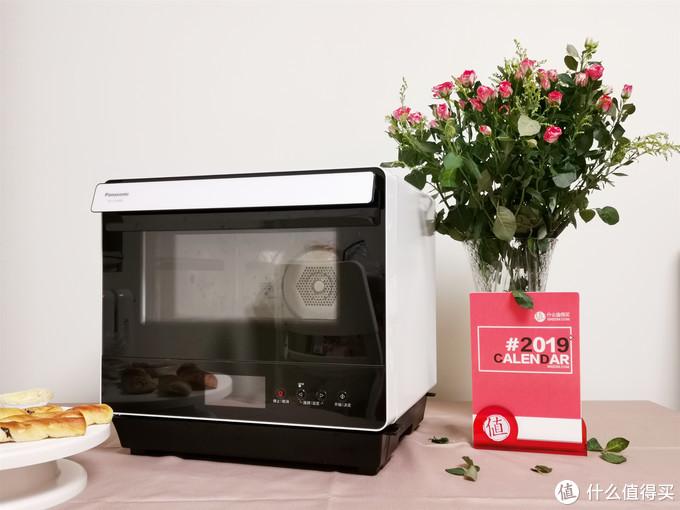 《到站秀》第282弹:松下蒸烤箱NA-JA180W,8合1厨房好帮手(评论有奖已发奖)
